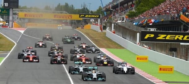 Mercedes have had pole position in the last four renewals of the Spanish Grand Prix.