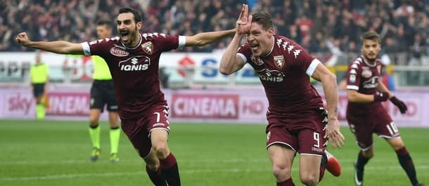 Torino meet Sassuolo in Serie A on Saturday night.