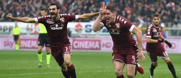 Torino meet Sassuolo in Serie A on Sunday night.