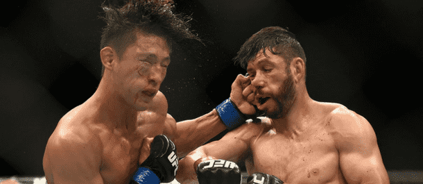 Dong Hyun Kim vs. Polo Reyes