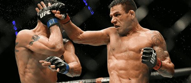 Rafael Dos Anjos Determined to Win