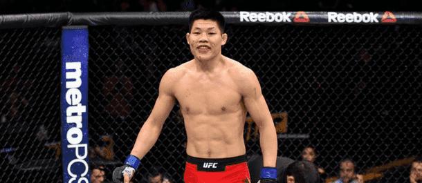 Li Jingliang All Smiles After KO
