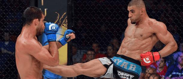 Douglas Lima Teep Kick - Bellator MMA