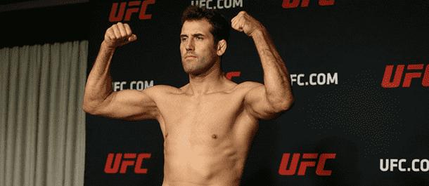 Joachim Christensen Weigh-In UFC