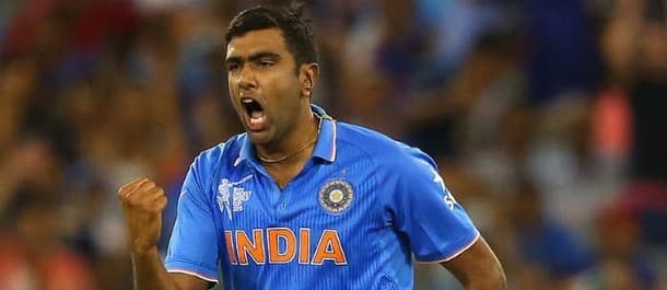 Ashwin could turn his side to victory