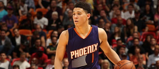 Booker's impressive form could not help his side