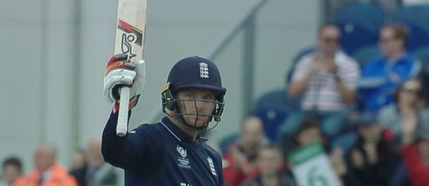 Buttler could move up the order