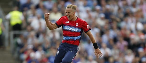 Curran can fire again for England