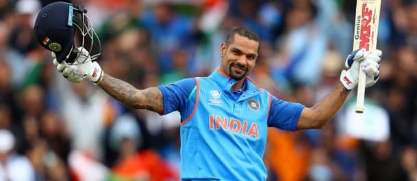 Dhawan will be aiming to fire again