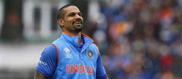 Dhawan has been outstanding