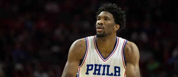 Embiid returned to fitness and impressed