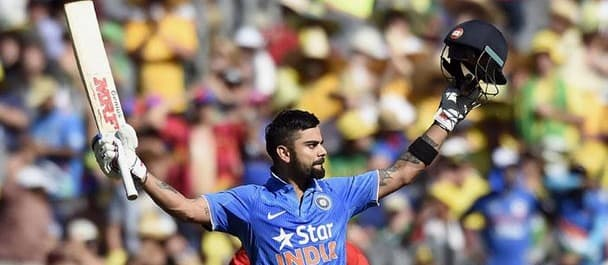 Kohli has to fire for India