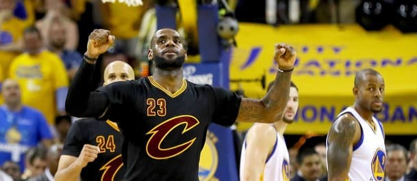 LeBron could inspire another comeback