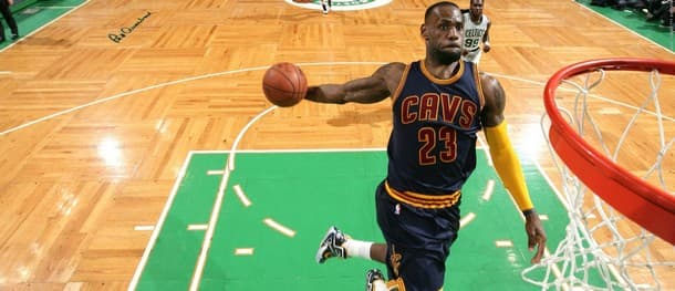LeBron will have to be at his best