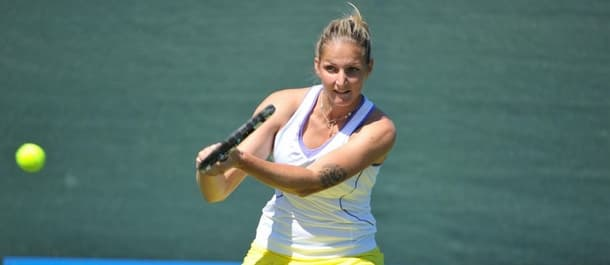 Karolina Pliskova could cause a shock at Wimbledon 2017.