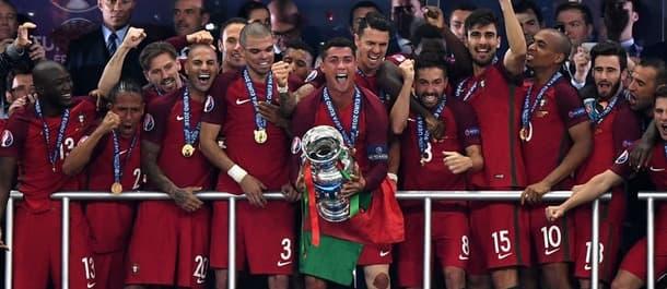 Cristiano Ronaldo will lead Portugal at the Confederations Cup.