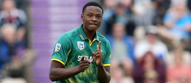 Rabada can fire South Africa to victory