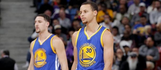 Curry and Thompson struggled in game four