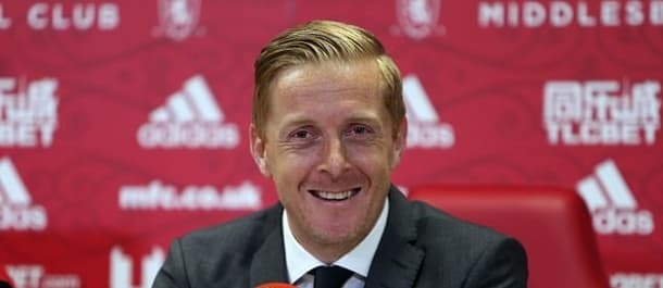 Garry Monk is the new manager of Middlesbrough.