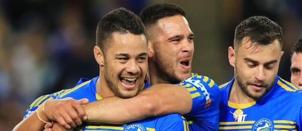 Parramatta Eels are a solid bet in the NRL.