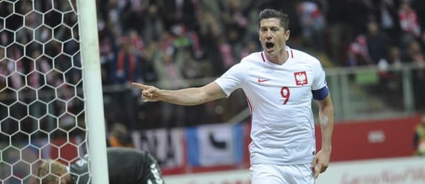 Poland are well on course to qualify for Russia 2018.