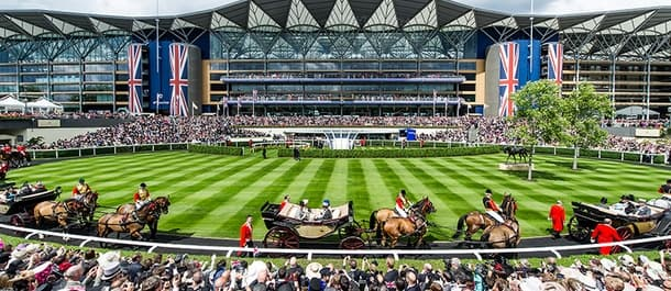It's day one of Royal Ascot, the best flat festival of the year.