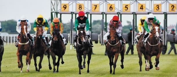 Tuesday's double comes from the flat meeting at Yarmouth.