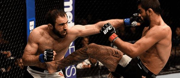 Elizeu Zaleski dos Santos Body Kick
