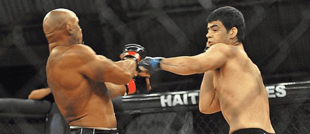 Junior Albini MMA