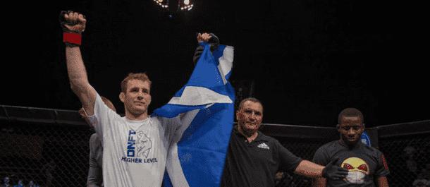 Danny Henry MMA Win