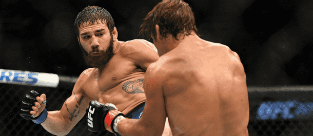 Jimmie Rivera Kicks Urijah Faber