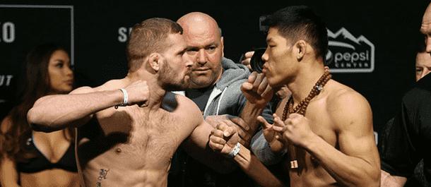 Bobby Nash vs. Jingliang Li