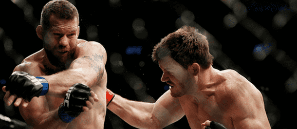 C.B. Dolloway vs. Nate Marquardt