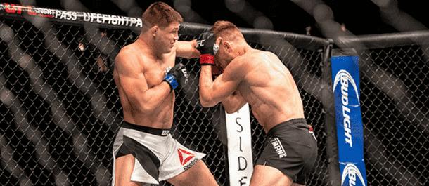 Drew Dober vs. Scott Holtzman UFC