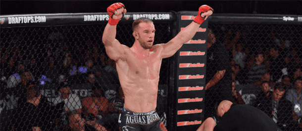 John Salter Wins at Bellator MMA