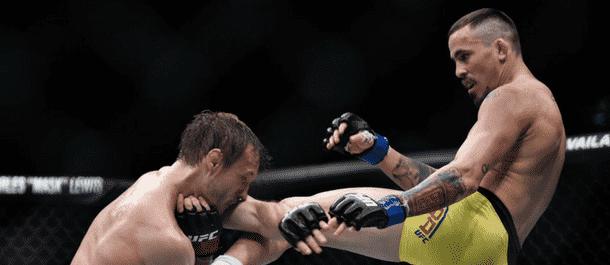 Marlon Vera vs. Brad Pickett