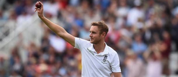 Broad was outstanding at Trent Bridge in 2015