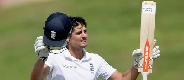 Cook should thrive without pressure