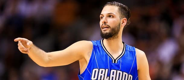 Fournier was one of the positives for the Magic