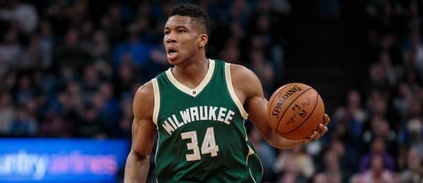 Giannis emerged last season