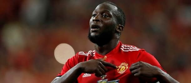 Romelu Lukaku swapped Everton for Manchester United in the summer.