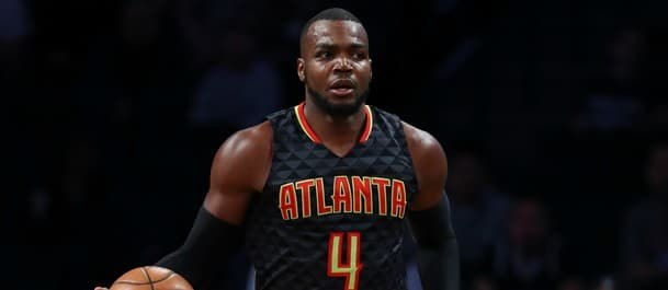 Millsap was imperious from the off