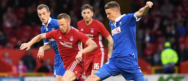 Aberdeen were held to a 1-1 draw by Bosnian side Siroki.