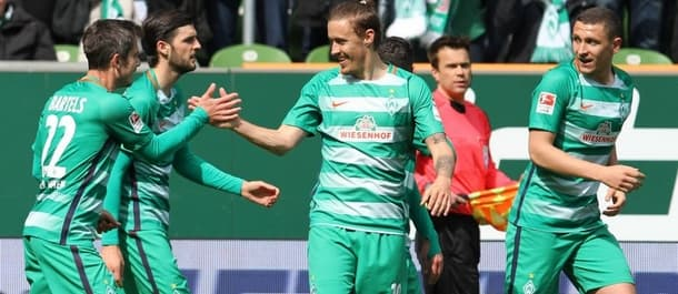 Bremen were a Bundesliga form team in the second half of the season.
