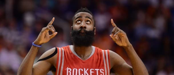 Harden produced another brilliant term