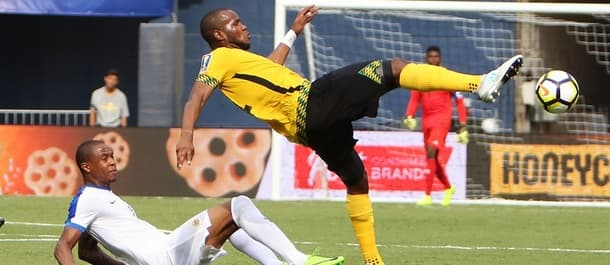 Jamaica beat Curacao 2-0 in their opening Gold Cup match.