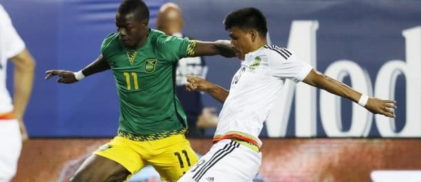 Jamaica held Mexico to a 0-0 draw in the Gold Cup.