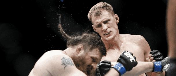 Alexander Volkov vs Roy Nelson