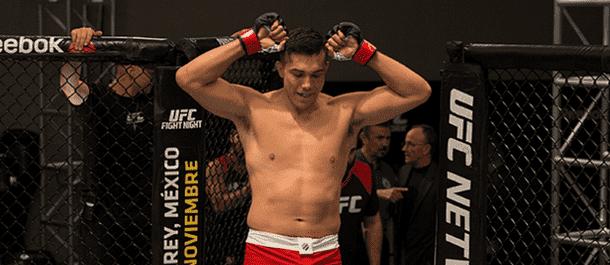Alvaro Herrera - The Ultimate Fighter