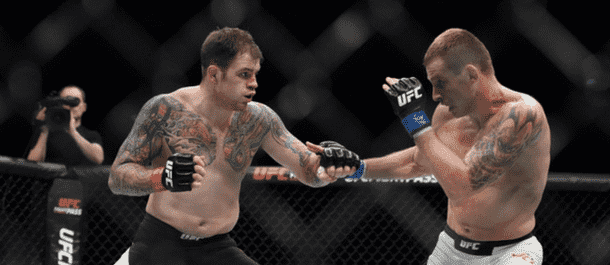 Bradley Scott UFC